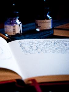 encre-ecriture